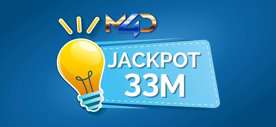33 Million Ringgit Jackpot Winner From Magnum4D !