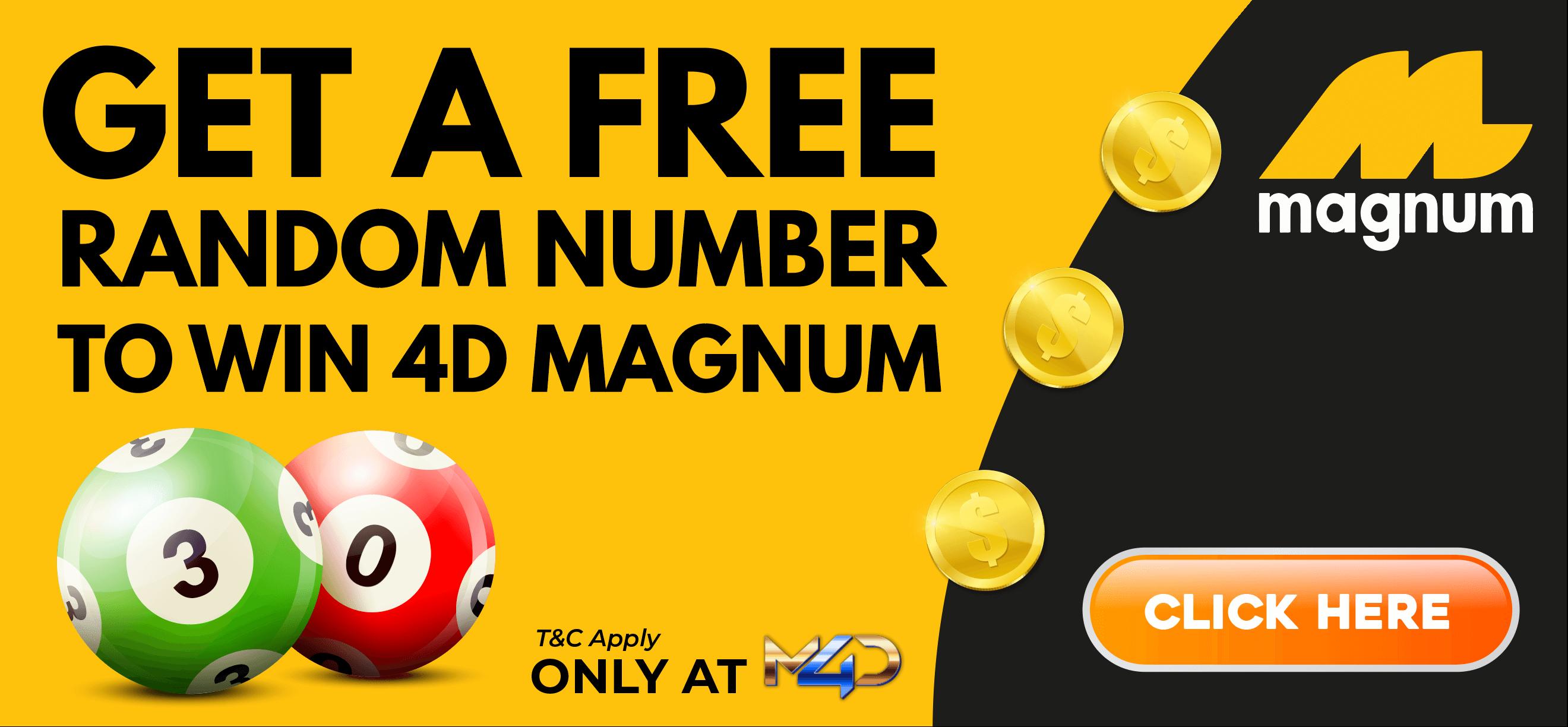 Magnum 4d free