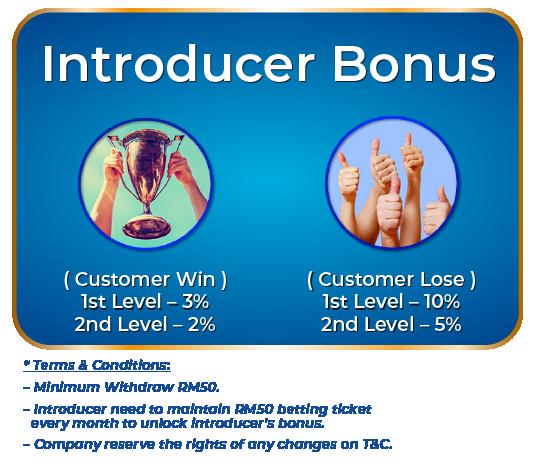 introducer bonus m4d